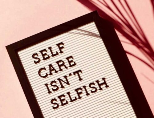 The Life-Long Importance of Self-Care